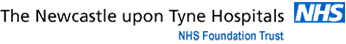NHS Newcastle logo