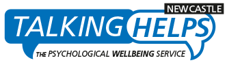 Talking Helps Newcastle logo